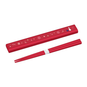 OSK Tsukihana Bento Chopsticks Box Set 19.5cm Chopsticks