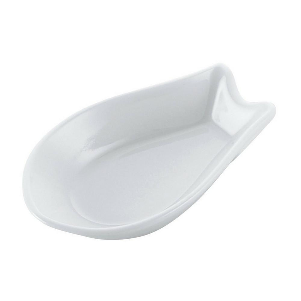 Porcelain Renge Spoon Rest Renge Spoon Rests