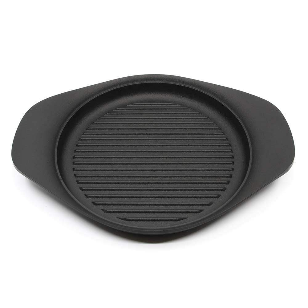 Sori Yanagi Cast Iron Induction Grill Pan 22cm Grill Pans