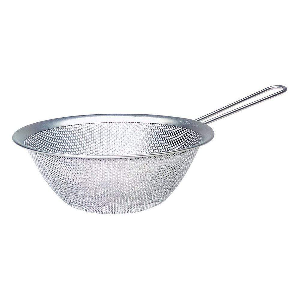 Sori Yanagi Stainless Steel Perforated Strainer with Handle Strainers