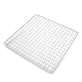 Stainless Steel Barbecue Grill Intercrimp Woven Wire Mesh for Hida Konro Barbecue Grill Mesh