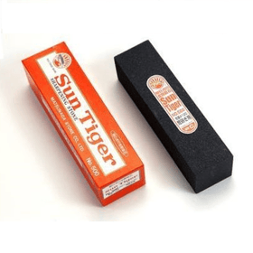 Sun Tiger C No.500 Sharpening Stone - Grit 120 (Double Size) Sharpening Stones