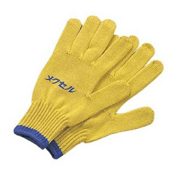 T.I.T Kevlar Cotton Cut-Resistant Gloves (1 Pair) Work Gloves