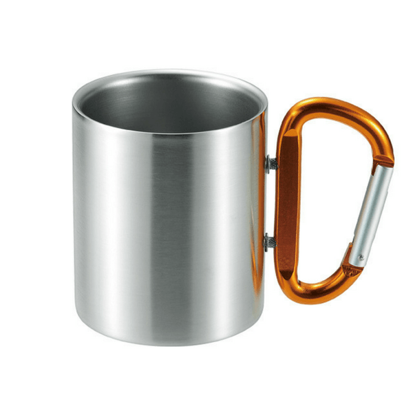 Takeda Stainless Steel Double Wall Insulated Mug With