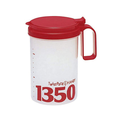 Takeya Twistpack 2 Handy (4 Sizes) 1500ml Food Containers