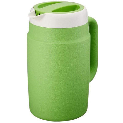 Tiger Double-Wall Insulated Water Pitcher 1.7L (4 Colours) Green Jugs