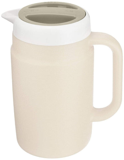 Tiger Double-Wall Insulated Water Pitcher 1.7L (4 Colours) Jugs