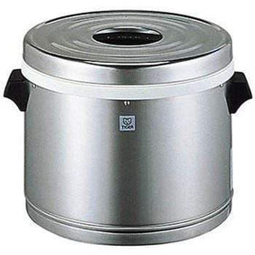 Tiger Non-Electric Stainless Steel Double-Wall Insulated Thermal Rice Warmer 5.7L Thermal Rice Warmers