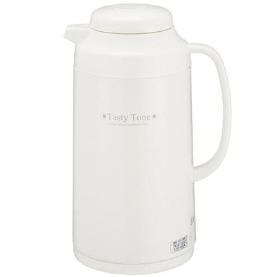 Tiger Polite Thermal Carafe with Glass Liner & Push Action 0.99L Thermal Carafes