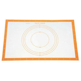 Tigercrown Non-Slip Silicone Pastry Mat with Measurements 60x40cm Pastry Mats