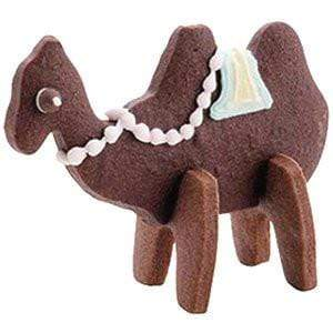 Tigercrown Stainless Steel 3D Camel Cookie Cutters Cookie Cutters