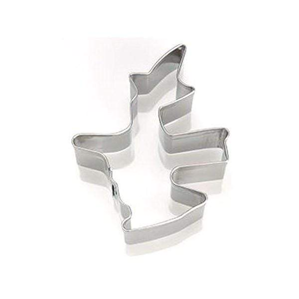 Tigercrown Stainless Steel Flying Witch Cookie Cutter Cookie Cutters