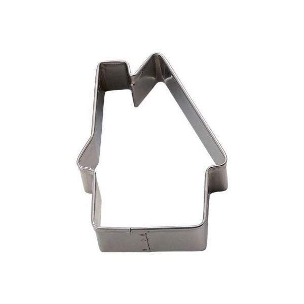 Tigercrown Stainless Steel House Cookie Cutter Cookie Cutters