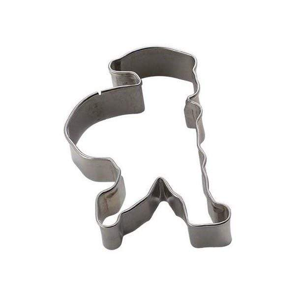 Tigercrown Stainless Steel Santa Claus Cookie Cutter Cookie Cutters