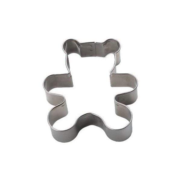 Tigercrown Stainless Steel Teddy Bear Cookie Cutter Cookie Cutters