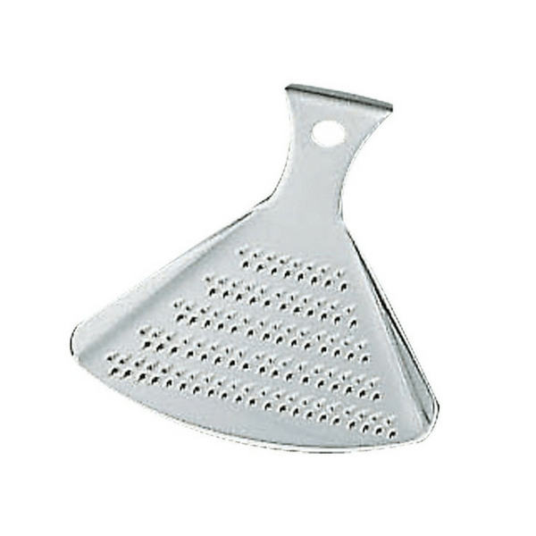 Tsuboe Stainless Steel Mini Fine Grater Ginkgo Leaf (ST-090) Graters