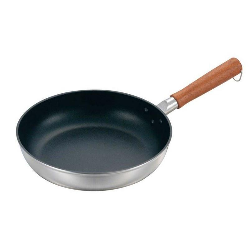 Urushiyama Die-Cast Aluminium Non-Stick Frying Pan 24cm Frying Pans