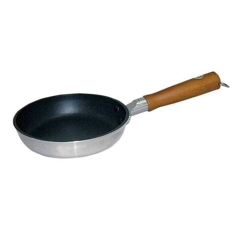 Urushiyama Die-Cast Aluminium Non-Stick Small Frying Pan 17cm Frying Pans