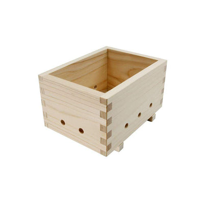 Yamacoh Hinoki Wood Tofu Mould Kit Tofu Molds