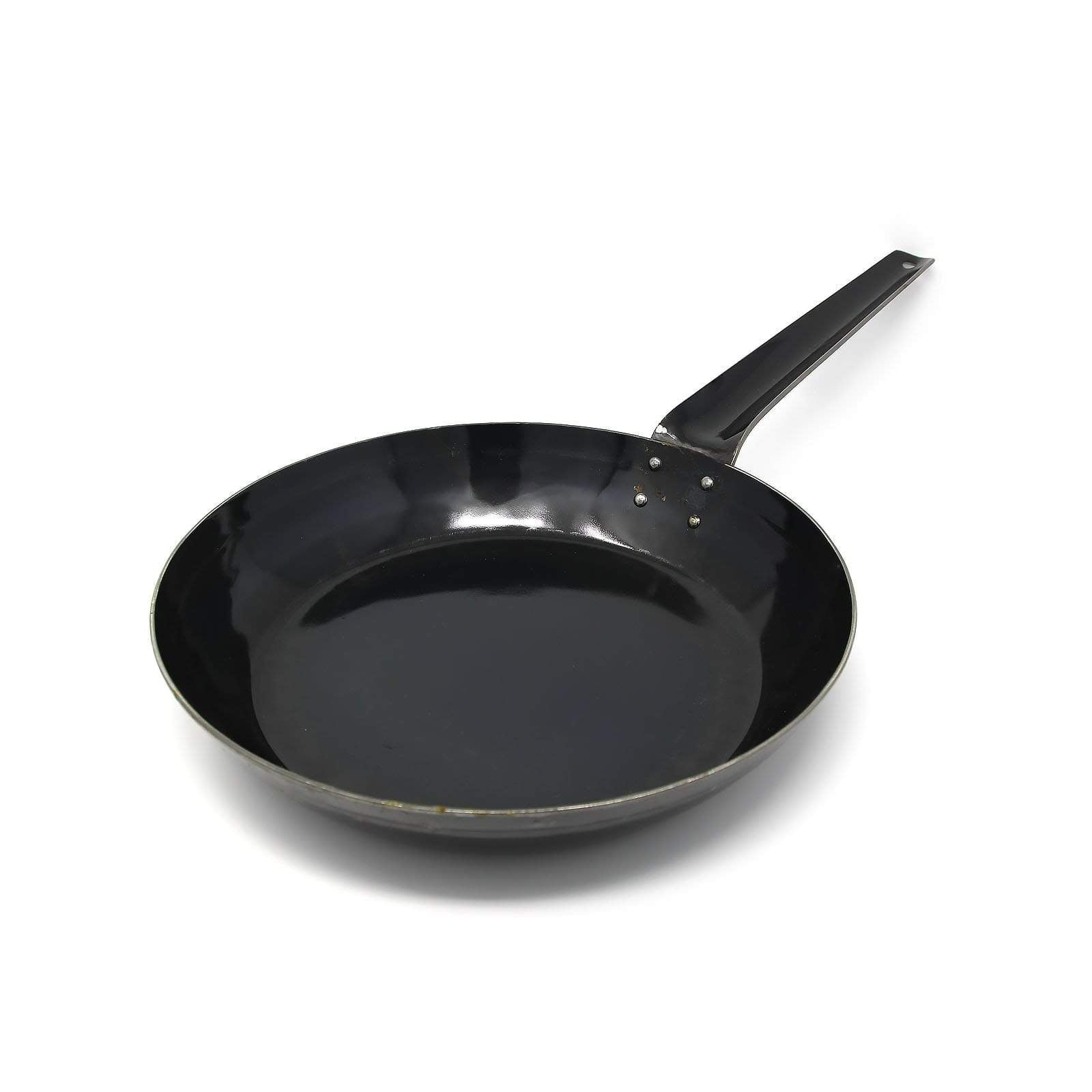 Yamada Hammered Iron Frying Pan (2.3mm Thickness) Frying Pans