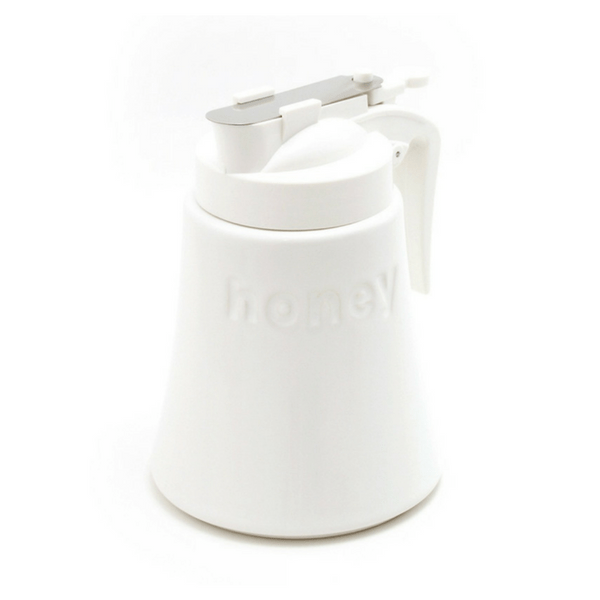 ZEROJAPAN Mino Ware Ceramic No-Drip Honey Dispenser Honey/Syrup Dispensers