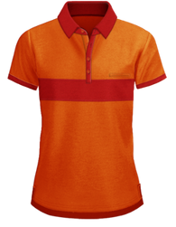 Polo - Orange Peach / Cherry
