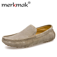 New Men Loafers Casual Summer Shoes