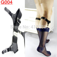 G004--High quality Fashion sexy sock garters for men and women free  shipping