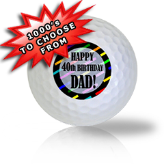 Great Golf Ball Gifts
