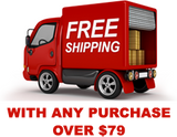Free Shipping for Orders Over $79