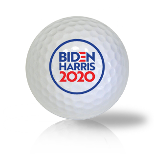 Biden Harris 2020 Golf Balls - Circle