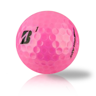Bridgestone e6 Lady B Pink Used Golf Balls - Foundgolfballs.com