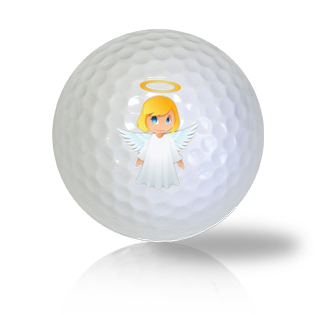 Angel Golf Balls - Found Golf Balls