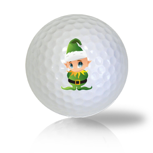 Elf Golf Balls - Found Golf Balls