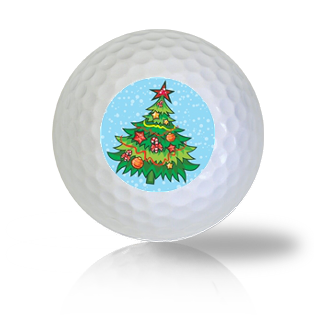 Christmas Tree Golf Balls Used Golf Balls - Foundgolfballs.com