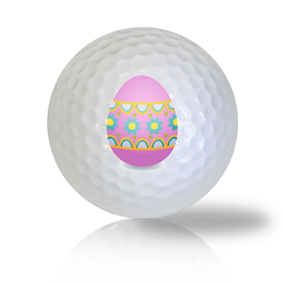 Easter Egg Golf Balls - Found Golf Balls