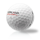 Custom Kirkland Tour Performance 4-Piece Used Golf Balls - Foundgolfballs.com