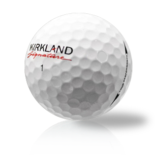 Kirkland Signature 3-Piece Used Golf Balls - Foundgolfballs.com