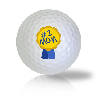 #1 Mom Golf Balls Used Golf Balls - Foundgolfballs.com