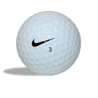 Nike Vapor Black Used Golf Balls - Foundgolfballs.com