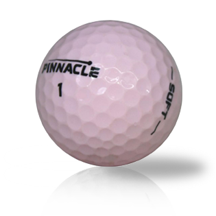Pinnacle Pink Mix Used Golf Balls - Foundgolfballs.com