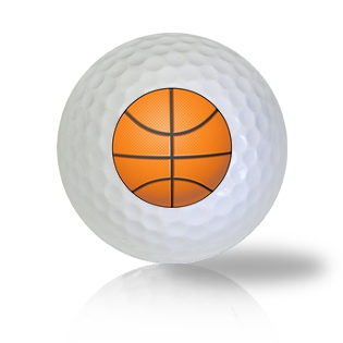 Basketball Golf Balls - Found Golf Balls
