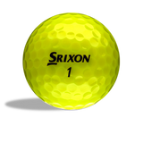 Srixon Z-Star XV Yellow Used Golf Balls - Foundgolfballs.com