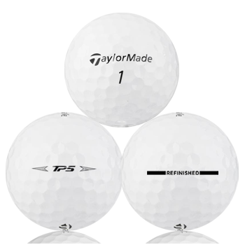 Custom Taylormade TP5 2020 Refinished (Straight Line)