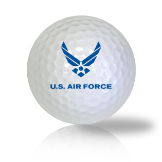 U.S. Air Force Golf Balls Used Golf Balls - Foundgolfballs.com