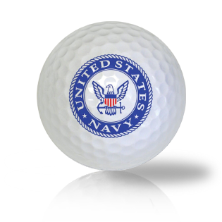 US Navy Golf Balls Used Golf Balls - Foundgolfballs.com
