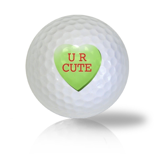 Cute Golf Balls - Found Golf Balls