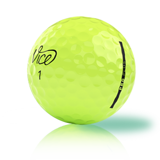 Vice Pro Plus Lime Used Golf Balls - Foundgolfballs.com