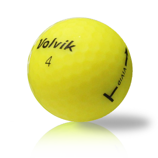 Volvik Vivid Yellow