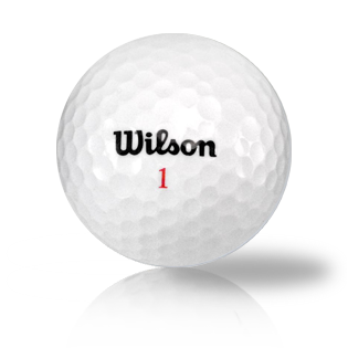 Wilson Mix Used Golf Balls - Foundgolfballs.com